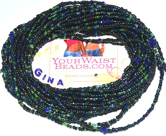 Waist Beads & More ~GINA ~ YourWaistBeads.com