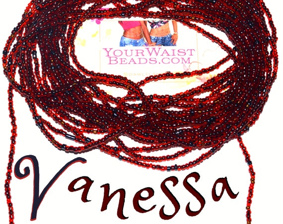 Vanessa ~ Custom Waist Beads & More ~ LOW STOCK