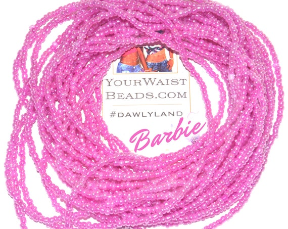 Barbie ~ Pink Custom Waist Beads & More