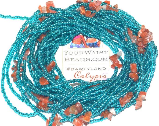 Calypso ~ Gemstone Waist Beads & More ~ with Carnelian