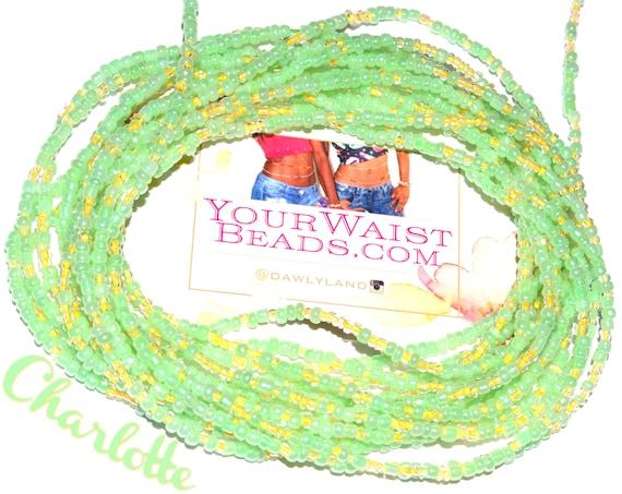 Waist Beads & More~ Charlotte ~ LAST ONE