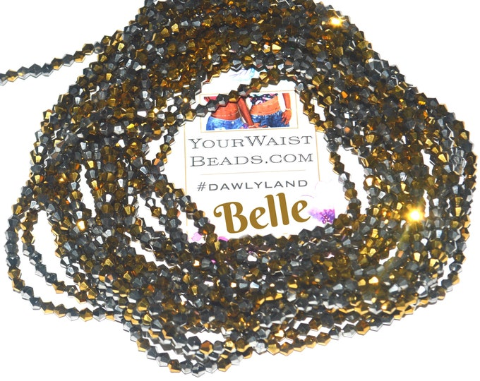 Belle~ Crystal Waist Beads & More