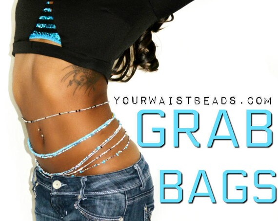 WaistBead GrabBags by DawlyLand ~ enjoy 5 for 20!