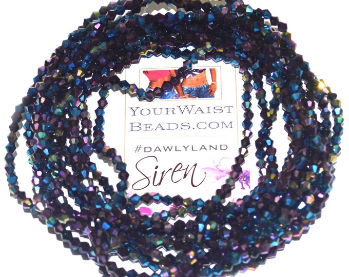 Siren ~ Crystal Waist Beads & More
