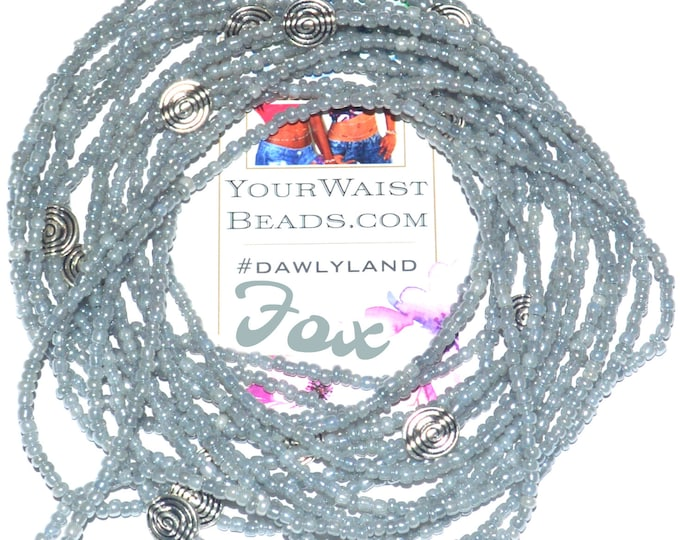 Fox ~ Custom Waist Beads & More with Metal Accents