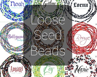 Loose Seed Beads ~ Original Mixes