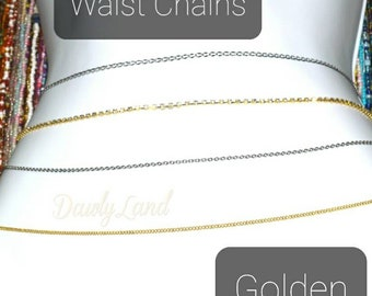 Golden Waist Chains