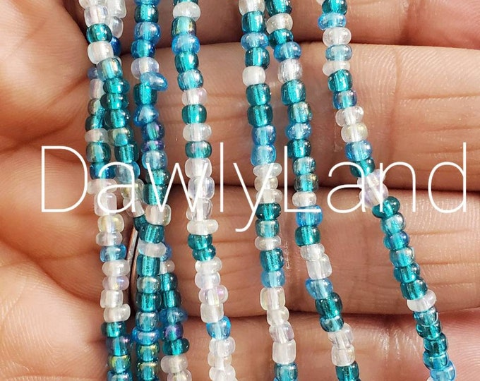Wet • Premium Waist Beads
