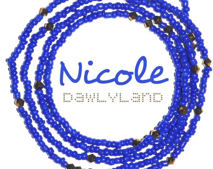 Nicole • Premium Waist Beads