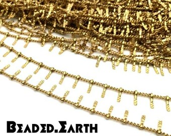 18K Gold Plated Custom Fit Chain