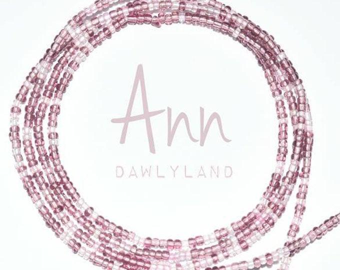 Ann • Tiny Bead Waist Beads
