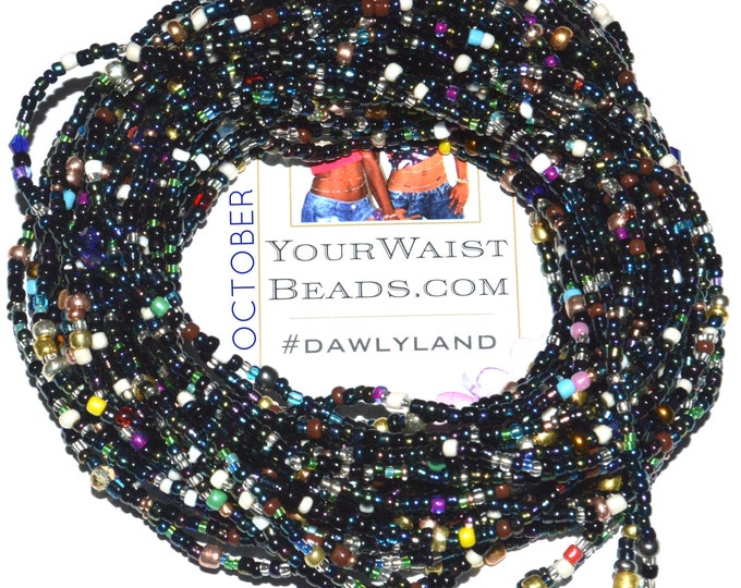 October ~ Waist Beads & More ~ LOW STOCK