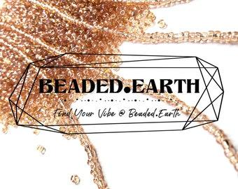 Zelena • Rose Gold • Waist Beads & More