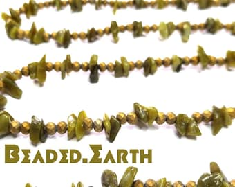 Henrietta • Peridot • Waist Beads & More
