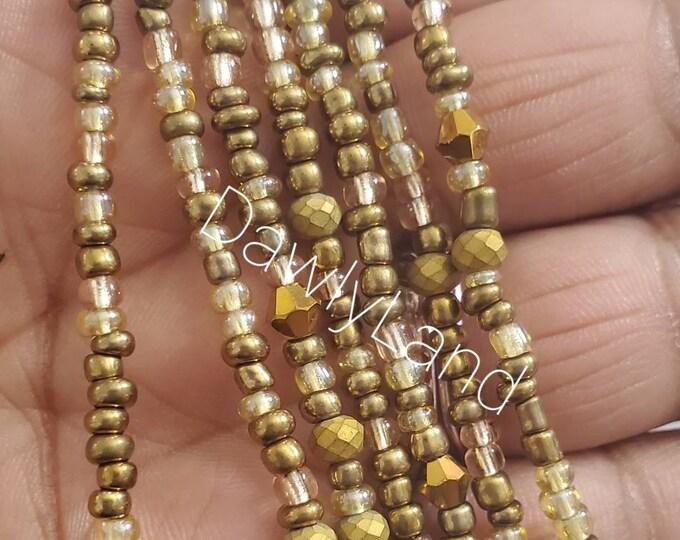 Regina • Premium Waist Beads