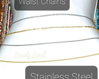 Stainless Steel Waist Chains