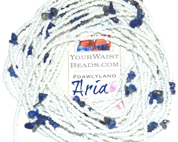 Aria ~ Gemstone Waist Beads & More ~ with Lapis Lazuli