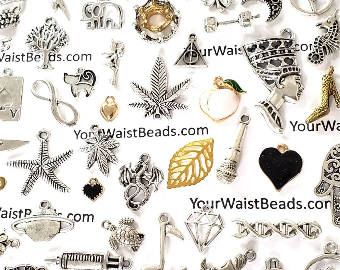 Featured listing image: Mixed Charms • Grab Bag