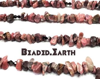 Ballad • Rhodochrosite • Waist Beads & More
