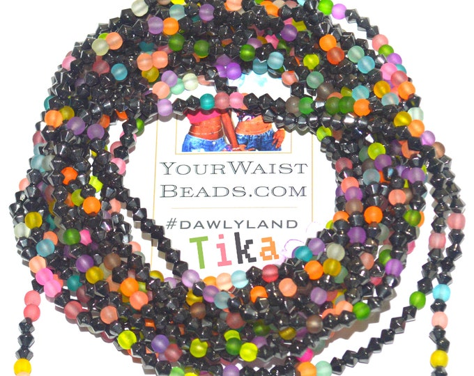 Tika ~ Crystal Waist Beads & More