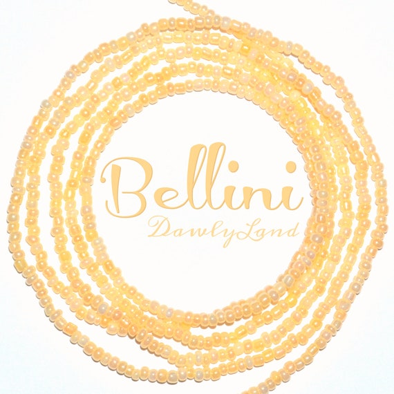 Bellini ~ Custom Fit Waist Beads & Mega Wraps