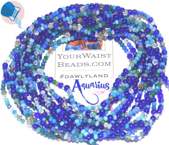 Aquarius ~ Custom Waist Beads & More