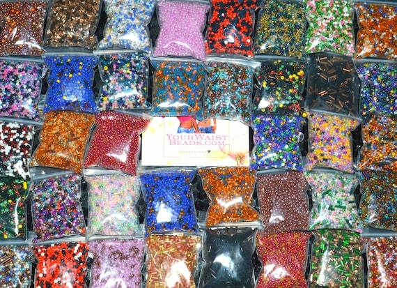 Loose Seed Beads Grab Bags - Custom Mixes by DawlyLand