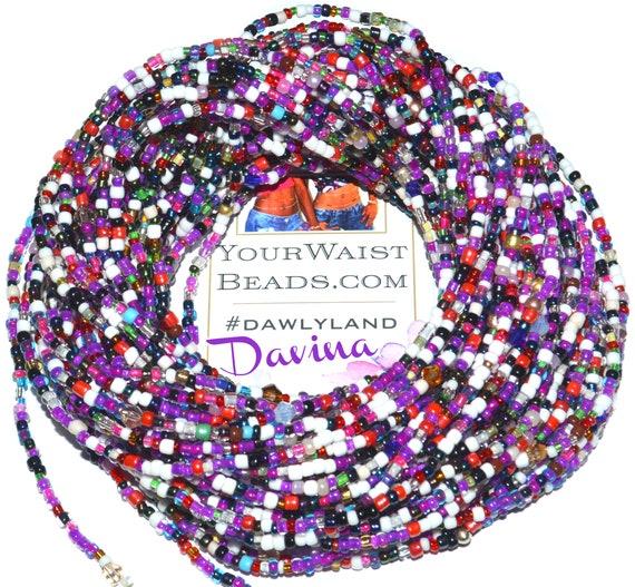 Waist Beads & More ~ Davina ~ Bracelet Anklet or #Beadkini