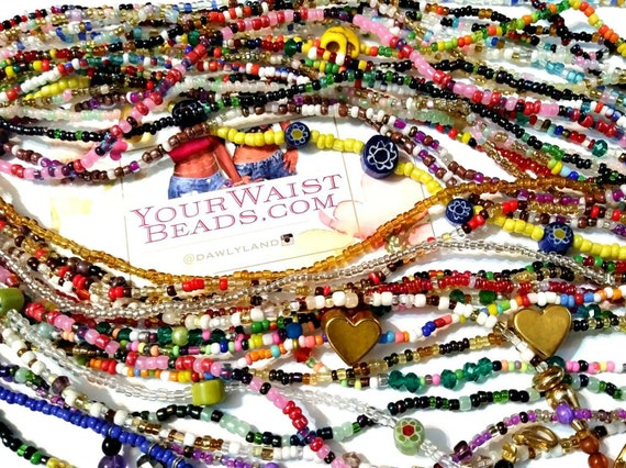 Anklet/Bracelet GRAB BAGS ~ YourWaistBeads.com