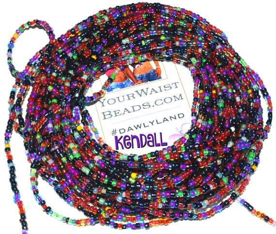 Waist Beads & More ~ Kendall ~ Bracelet Anklet or #Beadkini