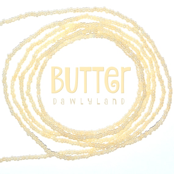 Butter ~ Custom Fit Waist Beads & Mega Wraps