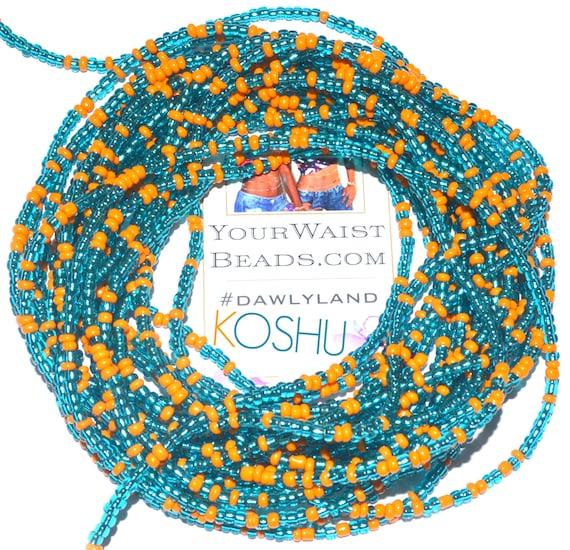 Waist Beads & More ~ Koshu ~Anklet Bracelet or #Beadkini