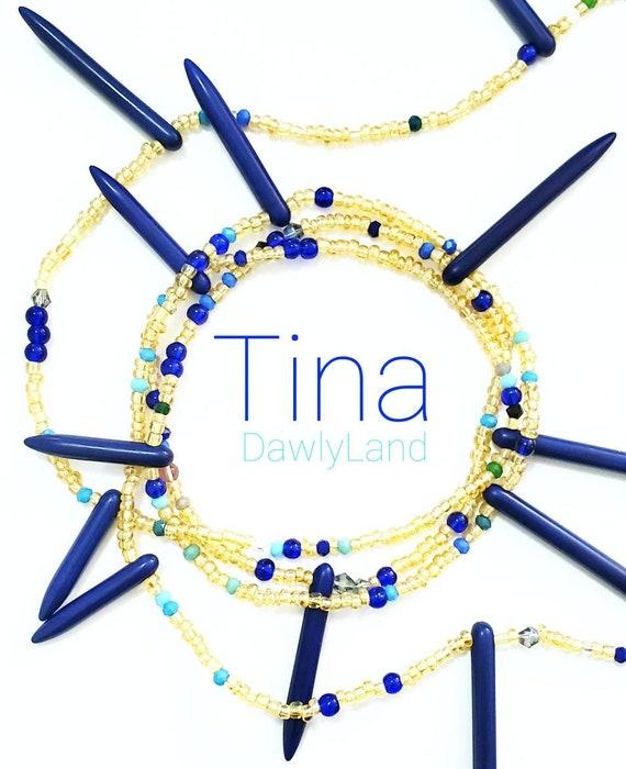 Tina ~ Premium WaistBeads