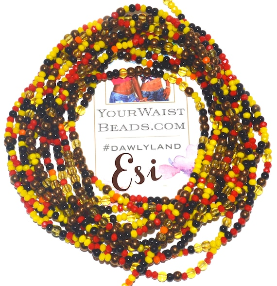 Esi ~ Custom Waist Beads & More