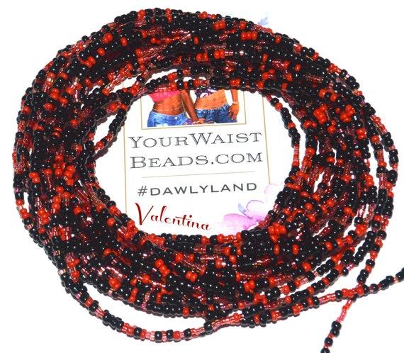 Waist Beads & More ~ Valentina ~ YourWaistBeads.com