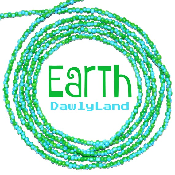 Earth ~ Custom Fit Waist Beads & Mega Wraps