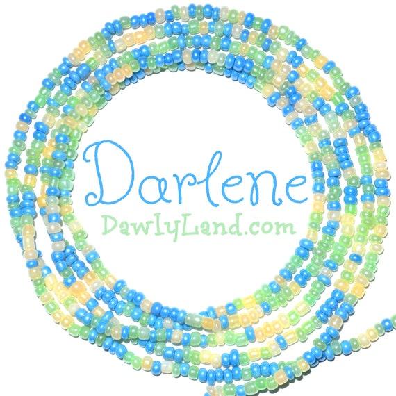 Darlene ~ Custom Fit Waist Beads