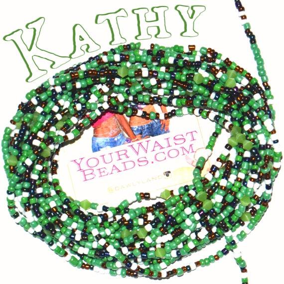 Waist Beads & More ~ KATHY ~ YourWaistBeads.com