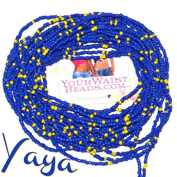Waist Beads & More ~ YAYA ~ YourWaistBeads.com