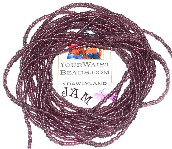 Waist Beads & More ~ Jam ~ Bracelet Anklet or #Beadkini