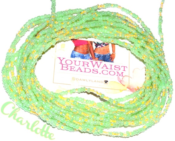 Waist Beads & More~ Charlotte ~ YourWaistBeads.com