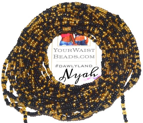 Nyah ~ Custom Fit Waist Beads