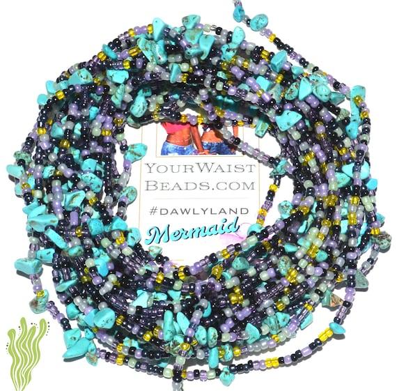 Waist Beads & More ~ MERMAID ~ Bracelet Anklet or #Beadkini LAST ONE
