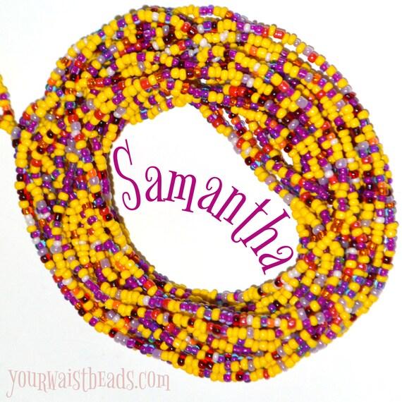 Waist Beads & More ~Samantha ~ YourWaistBeads.com