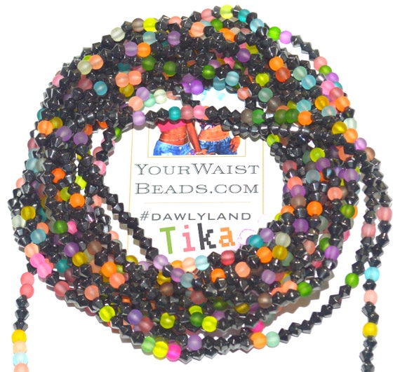Tika ~ Custom Waist Beads & More