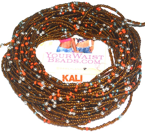 Waist Beads & More ~KALI ~ YourWaistBeads.com