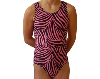 0880f382e Zebra leotard