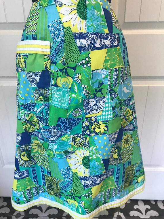 Vintage 1960s Lilly Pulitzer Skirt Size 12