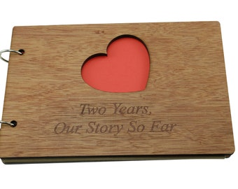anniversary gifts for boyfriend 2 years