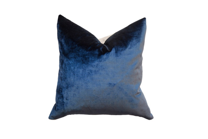 DISCOUNTED Made in USA Luxe Velvet Throw Pillow